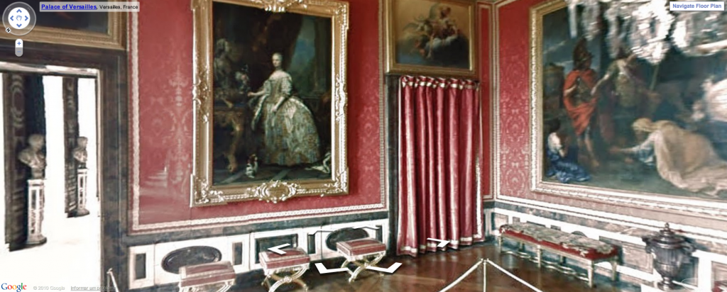 Google Arts & Culture Versailles
