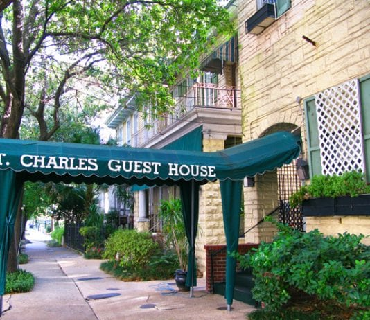 St Charles Guest House New Orleans