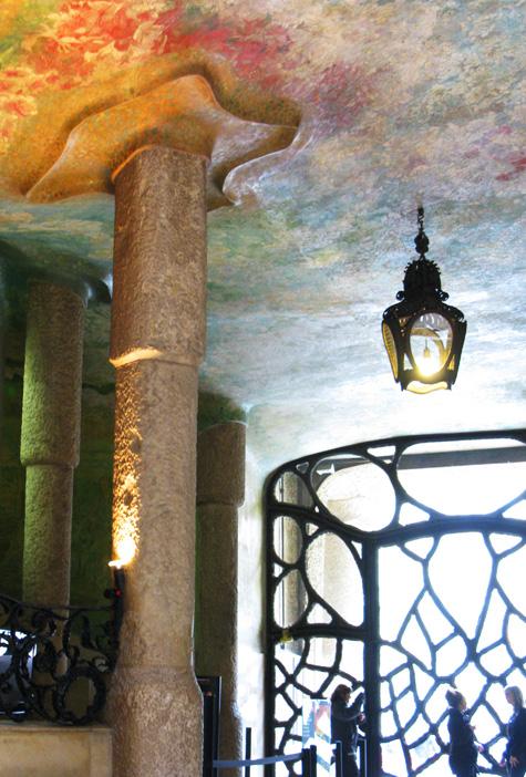 Interior Milà. Foto: GC/Blog Vambora!