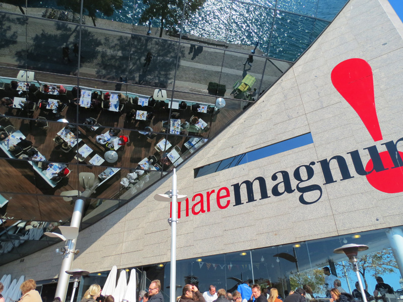 Shopping Mare Magnum. Foto: GC/Blog Vambora!