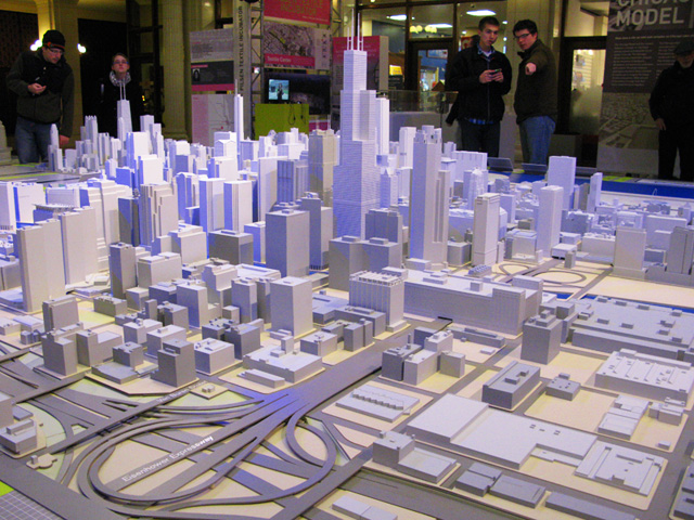 Chicago Architecture Foundation. Foto: GC/Blog Vambora!
