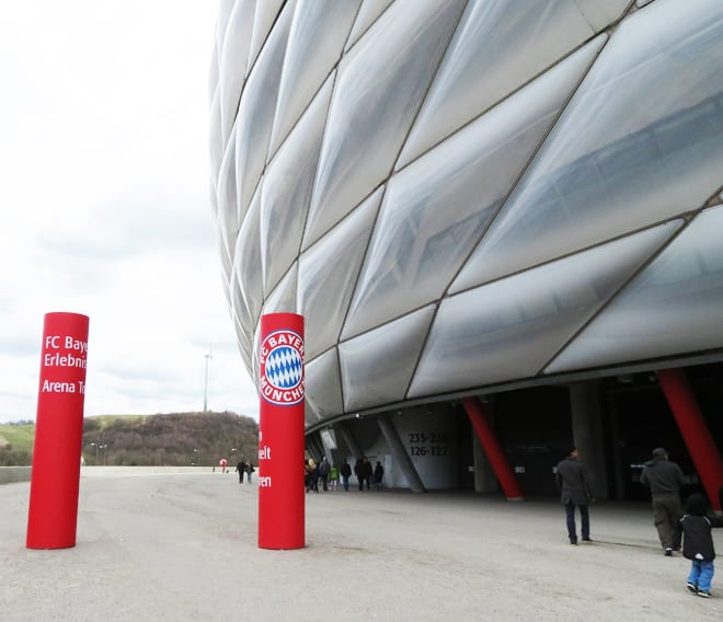 Allianz Arena Bayern de Munique