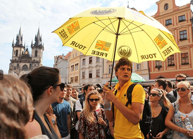 Prague Royal Walk Free Tour