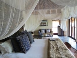 Suite Rock no Pondoro Game Lodge