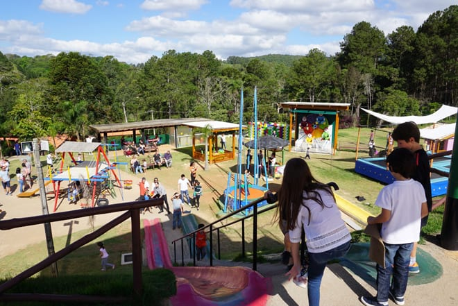 Playground Vila don Patto